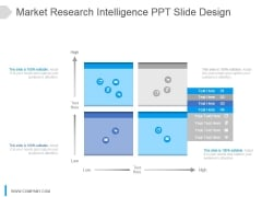 Market Research Intelligence Ppt Slide Design