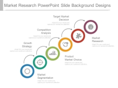 Market Research Powerpoint Slide Background Designs