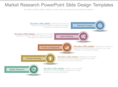 Market Research Powerpoint Slide Design Templates