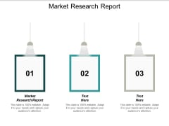 Market Research Report Ppt PowerPoint Presentation Slides Elements Cpb
