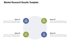 Market Research Results Template Ppt PowerPoint Presentation Icon Graphics Template