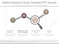 Market Research Study Template Ppt Sample