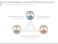 Market Risk Management Services Ppt Sample Presentations