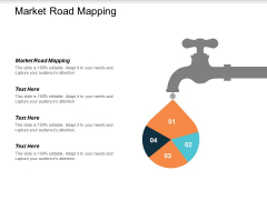 Market Road Mapping Ppt PowerPoint Presentation Show Design Inspiration Cpb