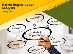 Market Segmentation Analysis Example Ppt PowerPoint Presentation Complete Deck With Slides
