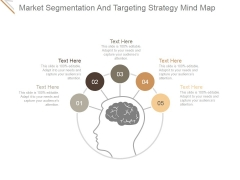 Market Segmentation And Targeting Strategy Mind Map Ppt PowerPoint Presentation Designs