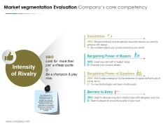 Market Segmentation Evaluation Companys Core Competency Template 2 Ppt PowerPoint Presentation Gallery Rules