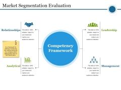 Market Segmentation Evaluation Ppt PowerPoint Presentation Icon Pictures