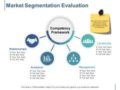 Market Segmentation Evaluation Ppt PowerPoint Presentation Ideas Elements