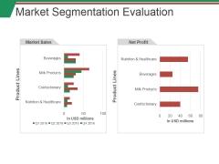 Market Segmentation Evaluation Ppt PowerPoint Presentation Infographic Template Graphics Template