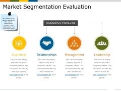Market Segmentation Evaluation Ppt PowerPoint Presentation Infographics Background
