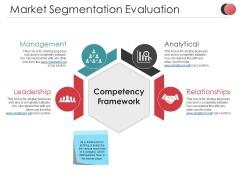 Market Segmentation Evaluation Ppt PowerPoint Presentation Summary Slideshow