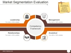 Market Segmentation Evaluation Template 2 Ppt PowerPoint Presentation Clipart