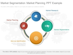 Market Segmentation Market Planning Ppt Example