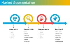 Market Segmentation Ppt PowerPoint Presentation Diagram Graph Charts