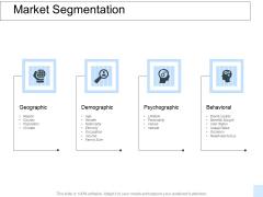 Market Segmentation Ppt PowerPoint Presentation Outline Aids