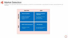 Market Selection Existing STP Approaches In Retail Marketing Ppt Infographic Template Show PDF