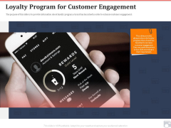 Market Share By Category Loyalty Program For Customer Engagement Ppt Inspiration Design Templates PDF