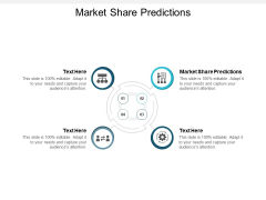 Market Share Predictions Ppt PowerPoint Presentation File Images Cpb Pdf