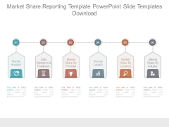 Market Share Reporting Template Powerpoint Slide Templates Download