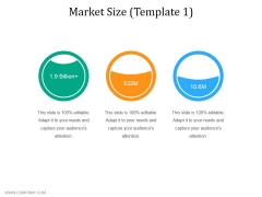 Market Size Template 1 Ppt PowerPoint Presentation Inspiration Designs Download