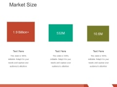 market size template 1 ppt powerpoint presentation inspiration maker
