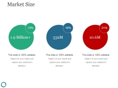 Market Size Template 1 Ppt PowerPoint Presentation Layouts