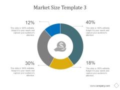 Market Size Template 3 Ppt PowerPoint Presentation Deck