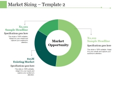 Market Sizing Template 2 Ppt PowerPoint Presentation Model Background Images