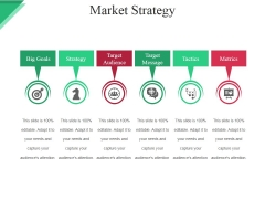 Market Strategy Ppt PowerPoint Presentation Pictures