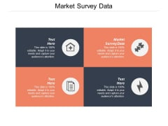 Market Survey Data Ppt PowerPoint Presentation Portfolio Outfit Cpb