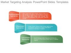 Market Targeting Analysis Powerpoint Slides Templates