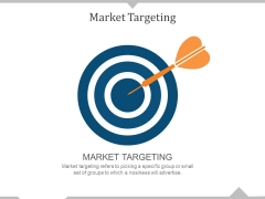 Market Targeting Ppt PowerPoint Presentation Inspiration Structure