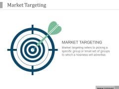 Market Targeting Ppt PowerPoint Presentation Topics