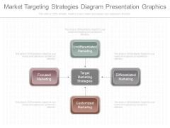 Market Targeting Strategies Diagram Presentation Graphics