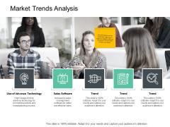 Market Trends Analysis Ppt PowerPoint Presentation Summary Background