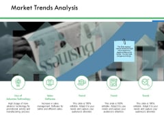 Market Trends Analysis Technology Ppt PowerPoint Presentation Inspiration Introduction