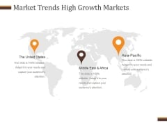 Market Trends High Growth Markets Ppt PowerPoint Presentation Samples