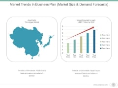 Market Trends In Business Plan Ppt PowerPoint Presentation Show
