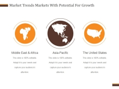 Market Trends Markets With Potential For Growth Ppt PowerPoint Presentation Example