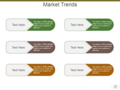 Market Trends Ppt PowerPoint Presentation Model Designs Download