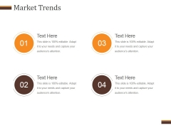 Market Trends Ppt PowerPoint Presentation Slide Download