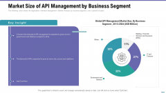 Market Viewpoint Application Programming Interface Governance Market Size Of API Management By Business Segment Structure PDF