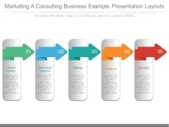 Marketing A Consulting Business Example Presentation Layouts