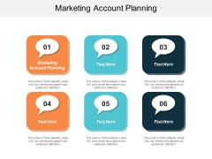 Marketing Account Planning Ppt PowerPoint Presentation Summary File Formats Cpb