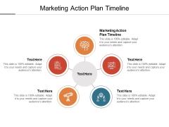 Marketing Action Plan Timeline Ppt PowerPoint Presentation Infographics Slideshow Cpb Pdf