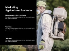 Marketing Agriculture Business Ppt PowerPoint Presentation Professional Slide Download Cpb Pdf