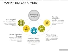 Marketing Analysis Ppt PowerPoint Presentation Portfolio Maker