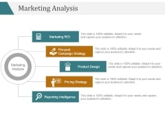 Marketing Analysis Ppt PowerPoint Presentation Templates