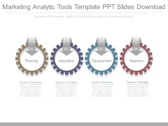 Marketing Analytic Tools Template Ppt Slides Download